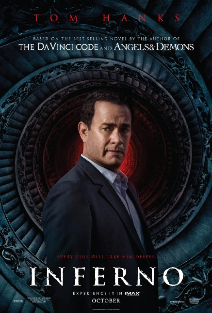 INFERNO   First Look   Tom Hanks, Irrfan Khan
