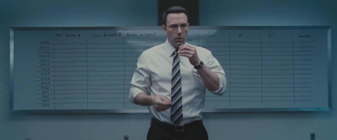 Ben Affleck Is The Accountant | Teaser Trailer