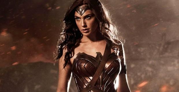 Gal Gadot kicks ass in the new trailer as Wonder Woman