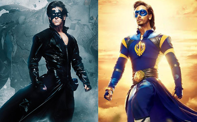 """Krrish now has a challenger in the Indian superhero category – Brace yourselves for """"A Flying Jatt"""""""