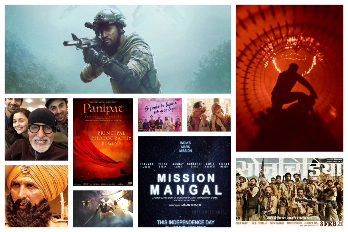 20 Upcoming Bollywood Movies To Watch in 2019