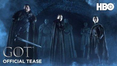 GOT Official Teaser