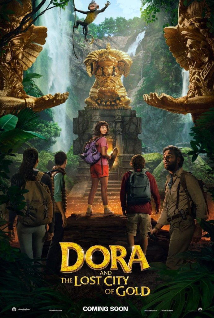 Dora Movie trailer