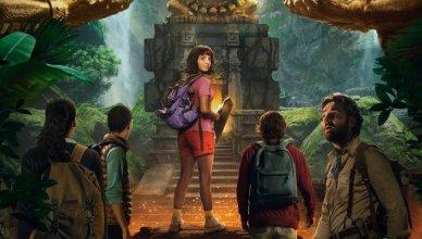 Dora Movie trailer