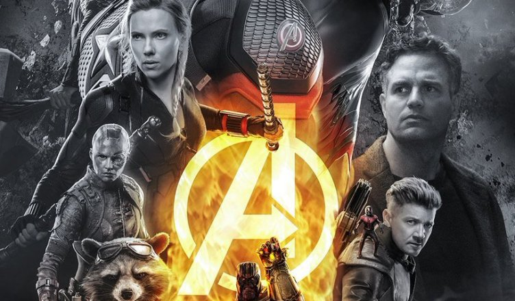 Avengers End Game Clip