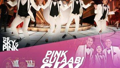 Pink Gulaabi Sky