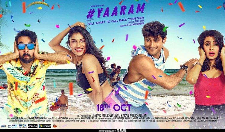 Yaaram Poster