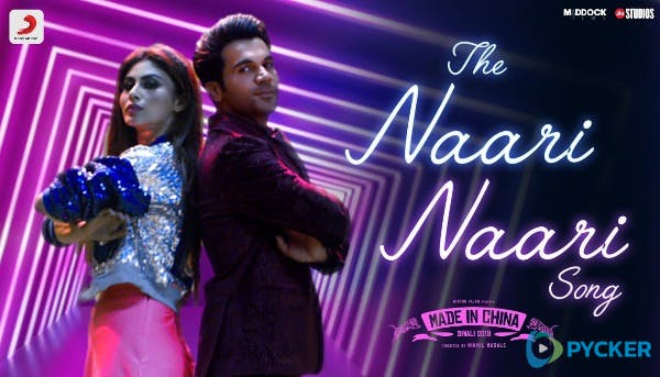 The Naari Naari Song – Made In China | Rajkummar & Mouni | Vishal Dadlani | Jonita | Sachin-Jigar