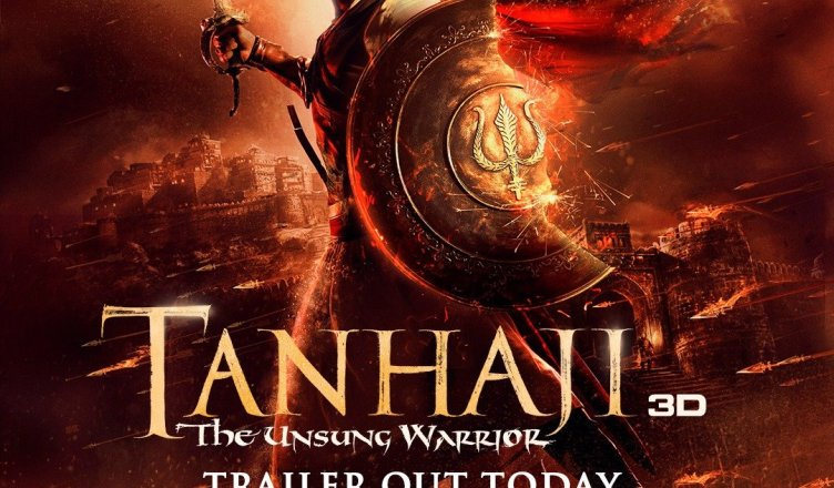 Tanhaji Trailer Out Today