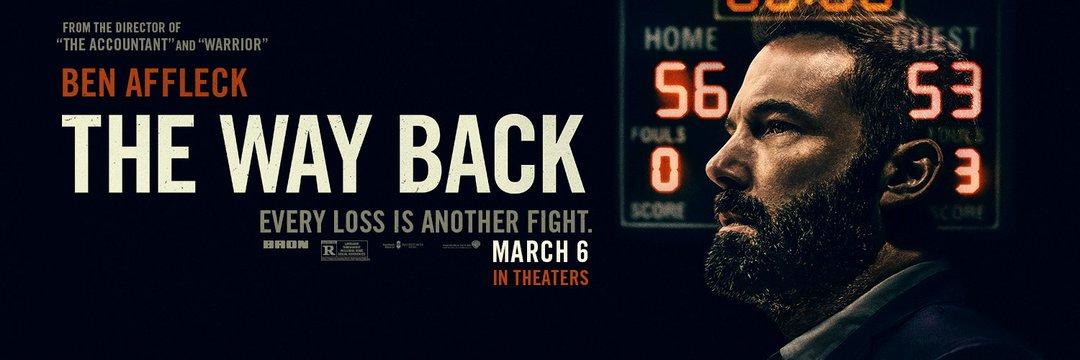 THE WAY BACK – Official Trailer – Ben Affleck
