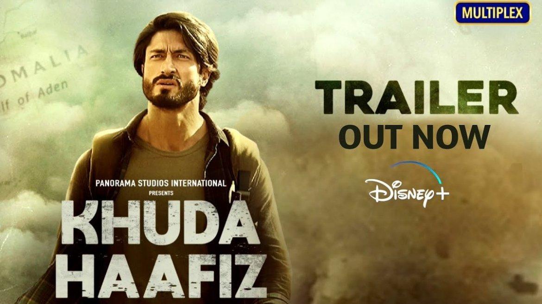 Khuda Haafiz Vidyut Jammwal Movie Trailer