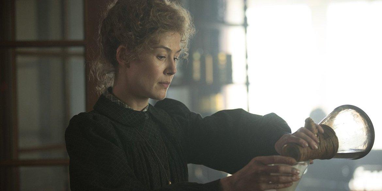 Radioactive – Official U.S. Trailer   Prime Video   Madam Curie Biopic