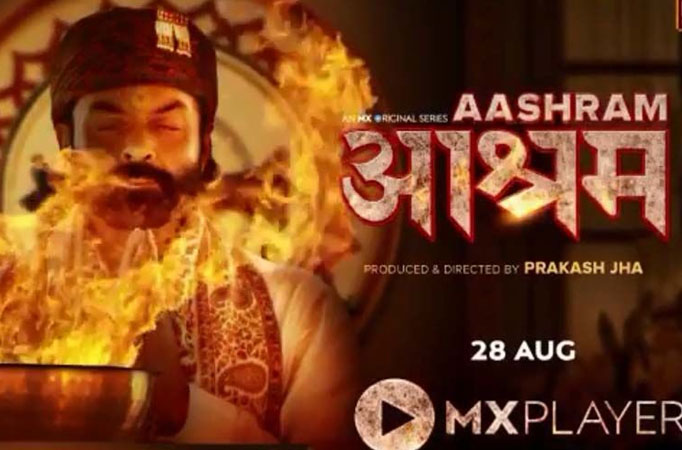 Ashram – another series starring Bobby Deol