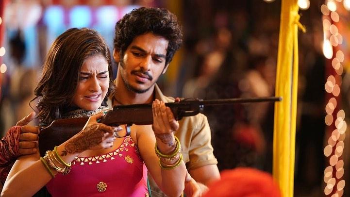Khaali Peeli   Official Trailer   Ishaan Khatter   Ananya Panday   Maqbool Khan   Zee Plex   2 Oct