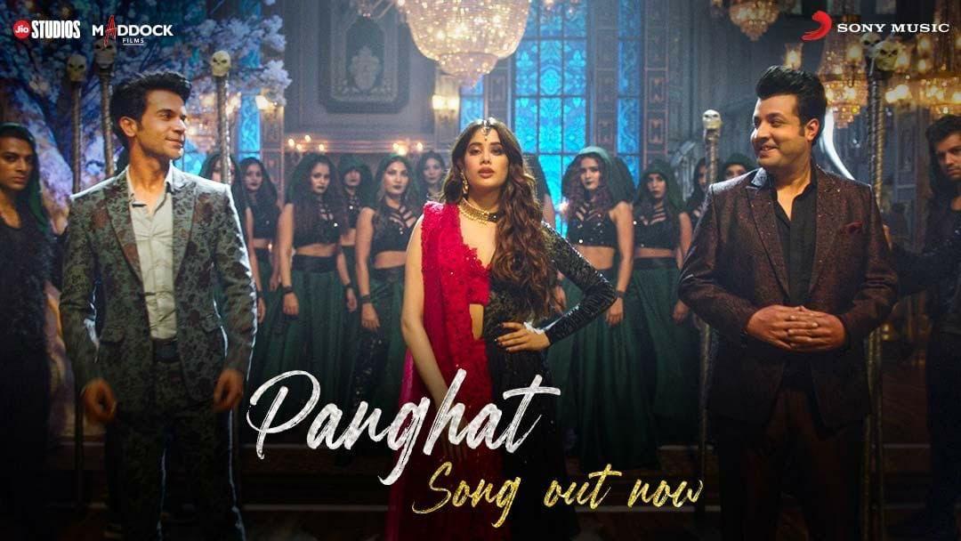 Panghat – Roohi | Rajkummar – Janhvi – Varun | Sachin- Jigar, Amitabh B | Asees Kaur
