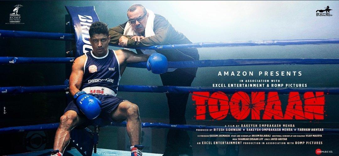 Toofaan – Official Trailer 2021 | Farhan Akhtar, Mrunal Thakur, Paresh Rawal | Amazon Prime Video
