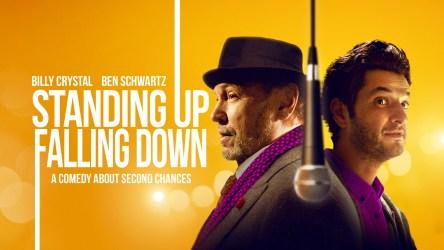 Standing Up, Falling Down - UK Artwork Banner