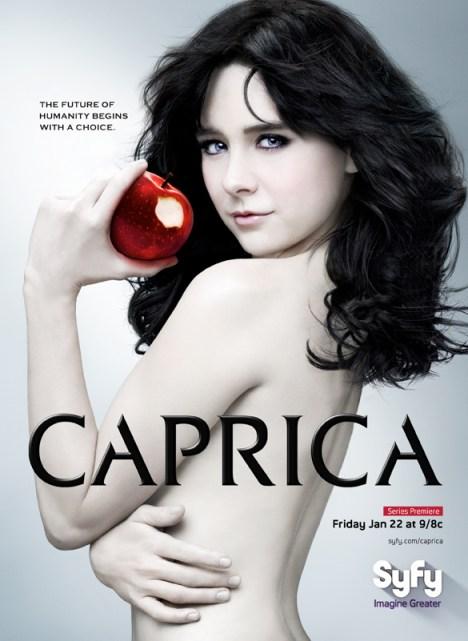caprica-alessandra torresani-television-poster