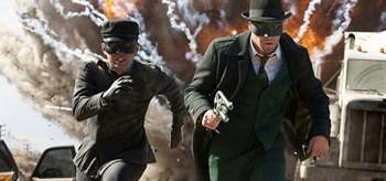 The Green Hornet (2011) Movie Trailer