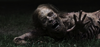 The Walking Dead First Production Photo Header