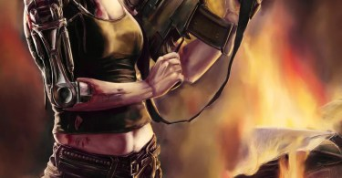 Summer Glau, Cameron, Terminator: The Sarah Connor Chronicles Artwork, Joshwmc