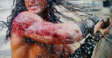 Jason Momoa, Conan 2011, Wet and Bleeding