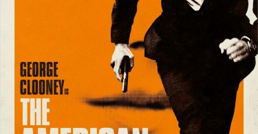 The American, 2010, Movie Poster
