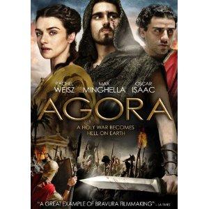 Agora, DVD Cover