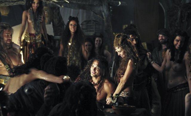 Jason Momoa, Conan (2011), Drinking Naked Girls, 01