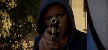 Julia Stiles, Dexter, Season 5, Episode 5, First Blood