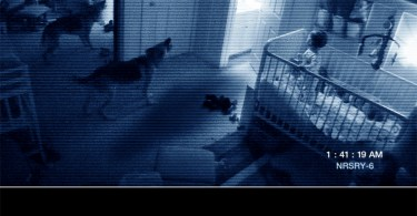 Paranormal Activity 2, Movie Poster