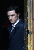X-Men: First Class Set Photos James Mcavoy 01