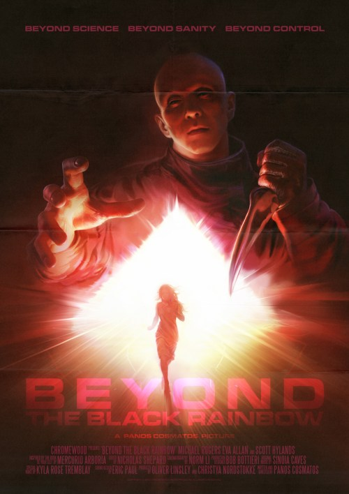 Beyond the Black Rainbow, 2010, Movie Poster