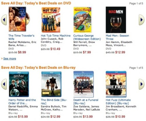 Cyber Monday Deals 2010