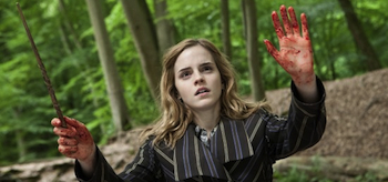 Emma Watson, Harry Potter and the Deathly Hallows: Part 1
