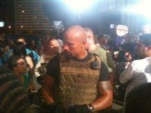 Fast Five, 2011, Dwayne Johnson, at night, 01