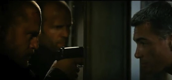 Jason Statham, Ben Foster, The Mechanic, 2011, header