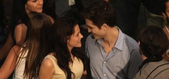 Kristen Stewart, Robert Pattinson, The Twilight Saga, Breaking Dawn, Lapa Street Videos header