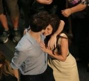 Kristen Stewart, Robert Pattinson, The Twilight Saga, Breaking Dawn, Rio de Janiero, Brazil Set, photo 1