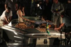 Kristen Stewart, Robert Pattinson, The Twilight Saga: Breaking Dawn, Rio Set, 03