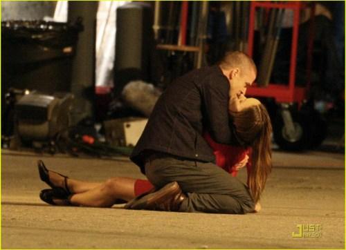 Olivia Wilde, Justin Timberlake, Now, 2011, Set 02