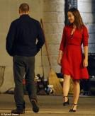 Olivia Wilde, Justin Timberlake, Now, 2011, Set 05