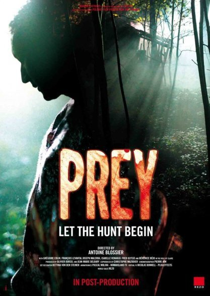 Prey, 2010, Movie Poster