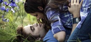 Robert Patinnson, Kristen Stewart, The Twilight Saga: Eclipse
