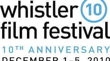 Whistler Film Festival 2010, Logo