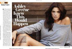 Ashley Greene, Cosmopolitan Magazine, January 2011, 01