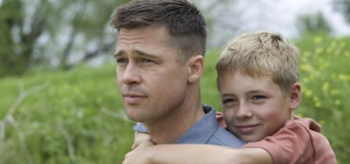 Brad Pitt, The Tree of Life, 2011