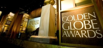 Golden Globe Awards Stage