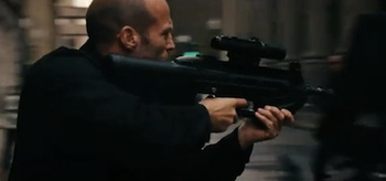 Jason Statham, The Mechanic