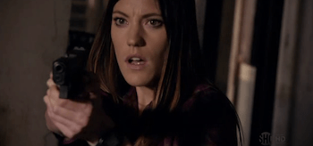 Jennifer Carpenter, Dexter, Season 5, Episode 12, The Big One